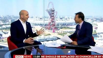 Will Glendinning BBC