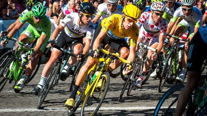 Will Glendinning Tour De France